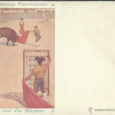 Postales: PUBLICIDAD DE SOMIER. Lote 39381933