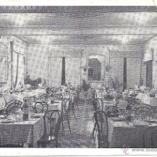 Postales: PS0803 POSTAL PUBLICITARIA DEL HOTEL RESTAURANT SUIZO, EN RUBÍ (BARCELONA). Lote 39383713