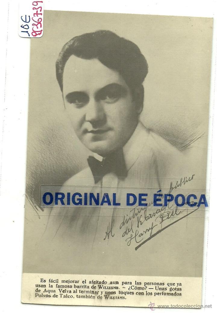 (PS-36739)POSTAL FOTOGRAFICA PUBLICIDAD AGUA VELVA (Postales - Postales Temáticas - Publicitarias)