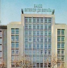Postales: POSTAL - BANCO EXTERIOR DE ESPAÑA - SEAT 600 - BARCELONA - NUEVA - AÑO 1967 -. Lote 39772540