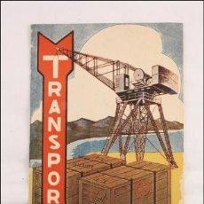 Postcards - Antigua Postal Publicitaria - Transportes Ginesta - Palma de Mallorca - Imprenta Independencia - 40180137
