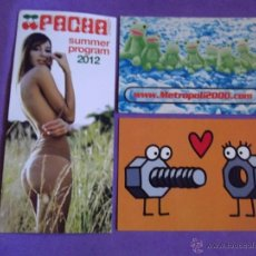 Postales: PUBLICITARIAS-V20-POSTALES Y TARJETAS-PACHA. Lote 40749736