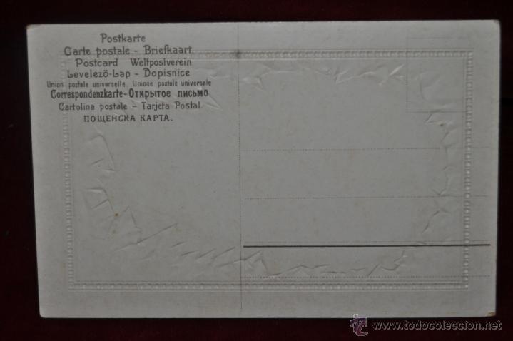 Postales: POSTAL TROQUELADA CHOCOLATE AMATLLER - BARCELONA - Foto 2 - 40978925