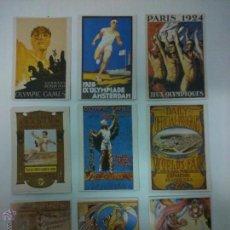 Postales: POSTALES DE JUEGOS OLIMPICOS. Lote 40958309