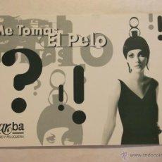 Postales: INTERESANTE POSTAL PUBLICITARIA. ESTILISMO Y PELUQUERIA. MARBA. BARCELONA. Lote 195544058