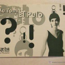 Postales: INTERESANTE POSTAL PUBLICITARIA. ESTILISMO Y PELUQUERIA. MARBA. BARCELONA. Lote 41581488