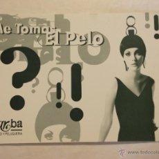 Postales: INTERESANTE POSTAL PUBLICITARIA. ESTILISMO Y PELUQUERIA. MARBA. BARCELONA. Lote 41581493