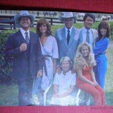 Postales: ANTIGUA POSTAL - DALLAS - DE LOS PASTELITOS J.R. - CRESPAN - 1982 -. Lote 41748872