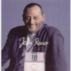 Postales: POSTAL PUBLICITARIA JEAN RENO PERFUME. Lote 41857489