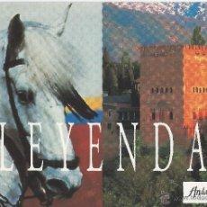 Postales: LEYENDA GRANADA. Lote 42116537