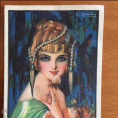 Postales - Postal modernista Publicidad Byla París Autor G. Camps - 42194767