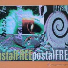 Postales: POSTALFREE BCN - DIVERSOS AUTORES. Lote 42319410