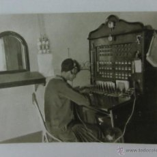 Postales: POSTAL PROPAGANDA ACCIONES TELEFONICAS. 1924-1974 TELEFONICA. FOURNIER. Lote 42471469