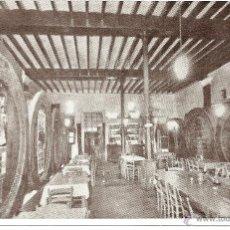 Postales: INCA (MALLORCA)- CELLER TIPICO SA TRAVESSA - SIN CIRCULAR. Lote 44279356