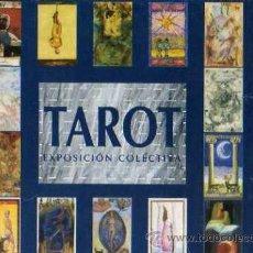 Postales: GALERIA BENOT TAROT EXPOSICIÓN COLECTIVA ESCRITA CIRCULADA SELLO. Lote 58244138