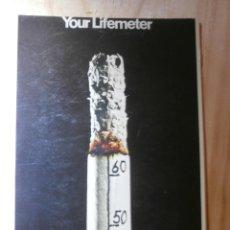 Postales: POSTAL - YOUR LIFEMETER - KYOSTI VARIS - 1970 - NO ESCRITA NI CIRCULADA -. Lote 43201389