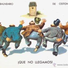Postales: AGUA DE CESTONA. Lote 44180311
