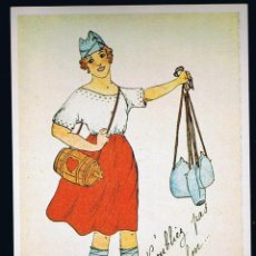 Cartoline: POSTAL ANTIGUA HISTORIA GRÁFICA DEL SIGLO XX. IMPR. MATEU CROMO - NOUBLIEZ PAS MADELON. Lote 44855039