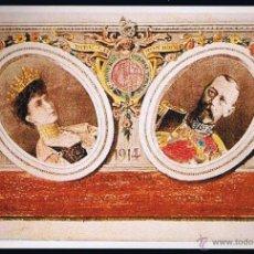 Cartoline: POSTAL ANTIGUA HISTORIA GRÁFICA DEL SIGLO XX. IMPR. MATEU CROMO - . Lote 44855057