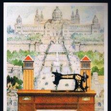 Cartoline: POSTAL ANTIGUA HISTORIA GRÁFICA DEL SIGLO XX. IMPR. MATEU CROMO - . Lote 44855067