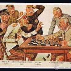 Cartoline: POSTAL ANTIGUA HISTORIA GRÁFICA DEL SIGLO XX. IMPR. MATEU CROMO - . Lote 44855139