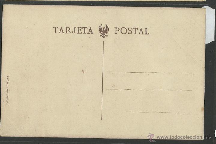 Postales: POSTAL PUBLICITARIA - TIBIDABO - BARCELONA - (24072) - Foto 2 - 44986307