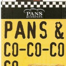 Postales: POSTAL, PANS & COMPANY, ANDORRA. Lote 45287142