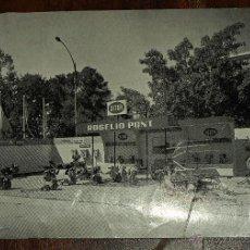Postales: TARJETA POSTAL ROGELIO PONT. VALENCIA. MAQUINARIA. FERIA MUESTRAS LA ALAMEDA. 1969. VER FOTOS Y MAS.. Lote 45524490