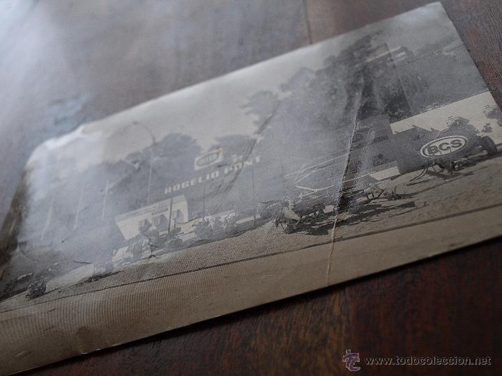 Postales: TARJETA POSTAL ROGELIO PONT. VALENCIA. MAQUINARIA. FERIA MUESTRAS LA ALAMEDA. 1969. VER FOTOS Y MAS. - Foto 5 - 45524490
