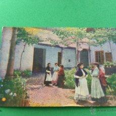 Postales: HIPOFOSFITOS PUBLICIDAD Y COSTUMBRES. Lote 45605661