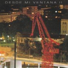 Postales: Nº 12303 POSTAL PUBLICIDAD VIZCAYA BIZKAIA DESDE MI VENTANA. Lote 45764435