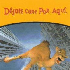 Postales: Nº 12307 POSTAL PUBLICIDAD CAMEL. Lote 45764504