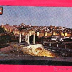 Postcards - Postal de Avila, vista general, publicidad de Pastelería Iselma. - 45780669