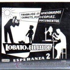 Postales: POSTALITA PUBLICIDAD LOBATO Y ELEJALDE. FOTOCOPIAS CARTENT Y DOCUMENTOS. FOTO FIJA, LEER. Lote 46621644