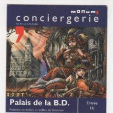 Postales: POSTAL PUBLICITARIA FRANCESA.. Lote 47098173