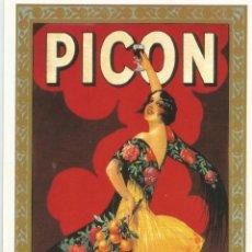 Postales: POSTAL PUBLICITARIA DE AMER PICON .- EDICIONES AM Nº AM136. Lote 47325856