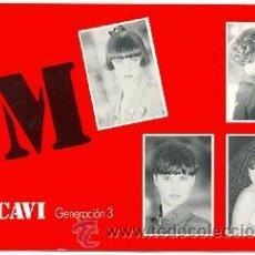 Postales: 72-PUBLI63. POSTAL MACAVI. GENERACIÓN 3. MADRID. Lote 47543350