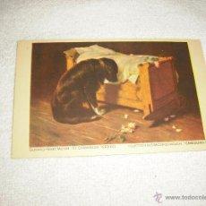 Postales: COLECCION ESTAMPAS MÉDICAS,CEREGUMIL Nº 3. EL CAMARADA PERDIDO. Lote 47574448
