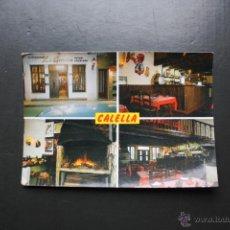 Postales: RESTAURANT TIPIC LA GARROTXA. Lote 47732114