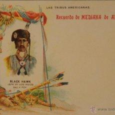 Postales: MEDIANA DE ARAGON - PUBLICIDAD FARMACEUTICA - ILUSTRADA SIN CIRCULAR Y DORSO SIN DIVIDIR. Lote 48266419