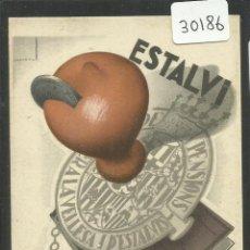 Postales: CAIXA DE PENSIONS PER A LA VELLESA I D'ESTALVIS - ILUSTRADA POR MORELL - VER REVERSO - (30186). Lote 48285288