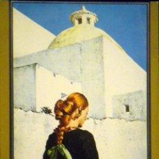 Postales: POSTAL POST CARD FOURNIER SERIE CARTELES TURISTICOS DE ESPAÑA. Lote 113436602