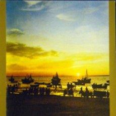 Postales: POSTAL POST CARD FOURNIER SERIE CARTELES TURISTICOS DE ESPAÑA. Lote 116536650