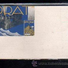 Postales: TARJETA POSTAL PUBLICITARIA. BOMBA PRAT.. Lote 49107251