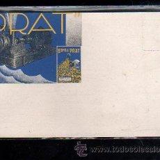 Postales: TARJETA POSTAL PUBLICITARIA. BOMBA PRAT.. Lote 49107263