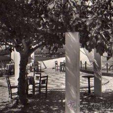 Postales: IBIZA BALEARES RESTAURANTE MARBLAU LOS MOLINOS FOTO VIÑETS SIN CIRCULAR . Lote 50311443