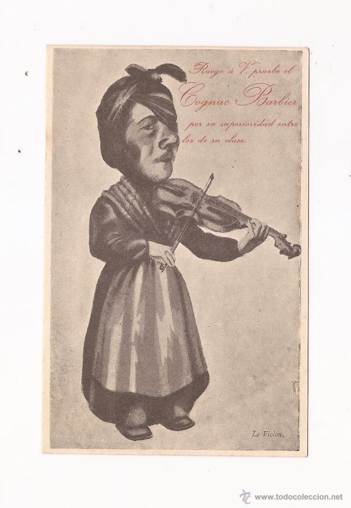 COGNAC BARBIER (Postales - Postales Temáticas - Publicitarias)
