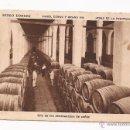Postales: POSTAL PEDRO DOMENECQ / UNO DE LOS ALMACENES DE COÑAC / TIMBRADA Y SELLADA. Lote 50783827