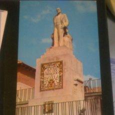Postales: MONUMENTOS A MEDICOS EN ESPAÑA - Nº 18. Lote 50852839