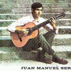 Postales: POSTAL PUBLICITARIA DE JUAN MANUEL SERRAT FESTIVAL DE EUROVISIÓN 1968. Lote 51578494